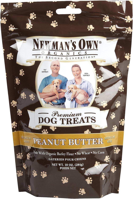 Newman'S Own Organics - Peanut Butter - Medium - 10 Oz
