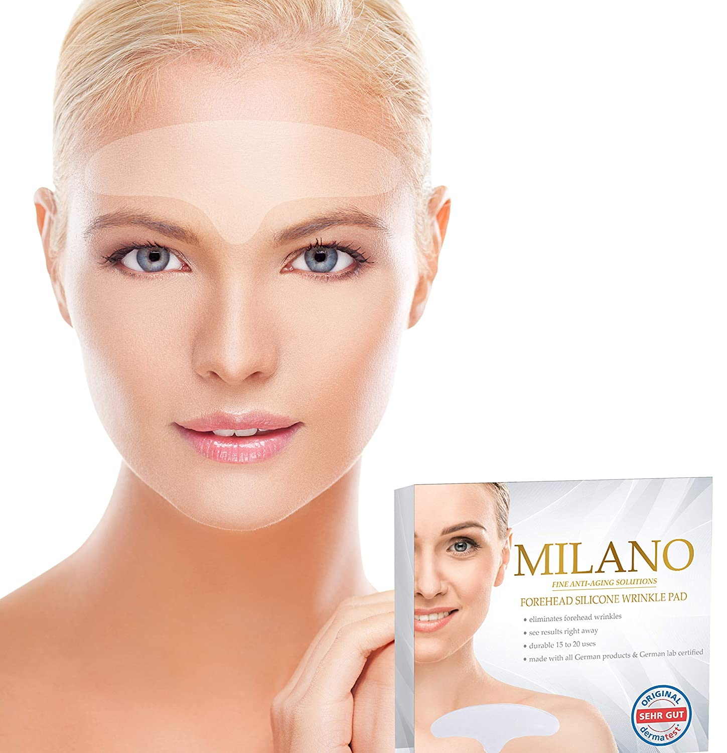 Milano Forehead Wrinkle Pad
