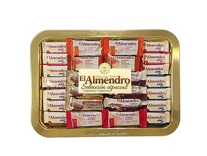El Almendro Bandeja Selección Turrones - 400 g