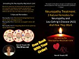 Lou Gehrig's ALS Neuropathy Treatment & Pain Relief MD-Formulated Neuropathy FIX-1: for Peripheral & Diabetic Neuropathy