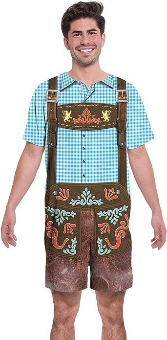 Faux Real Mens Oktoberfest