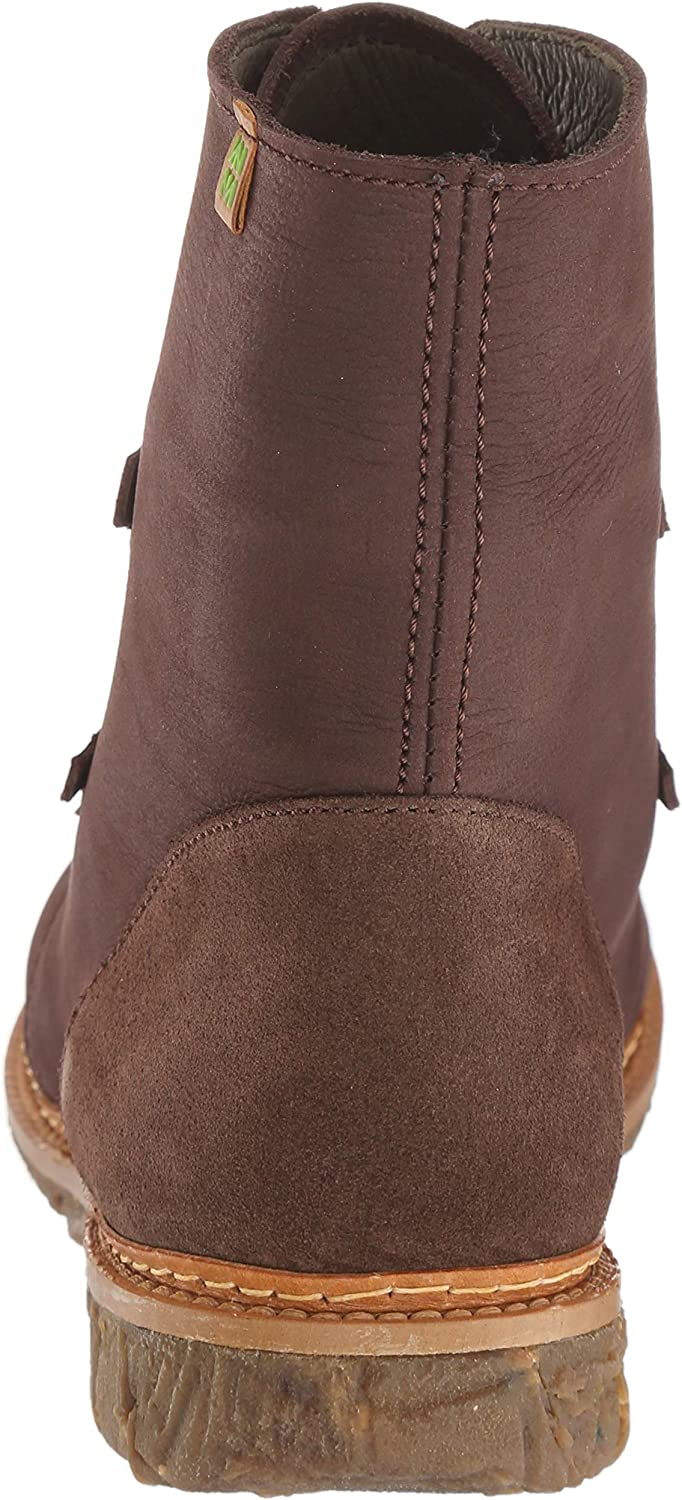 El Naturalista Women's Angkor Ankle Boots Brown