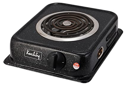 Kwality Hot Plate 1250 watt G.E (Multicolour)