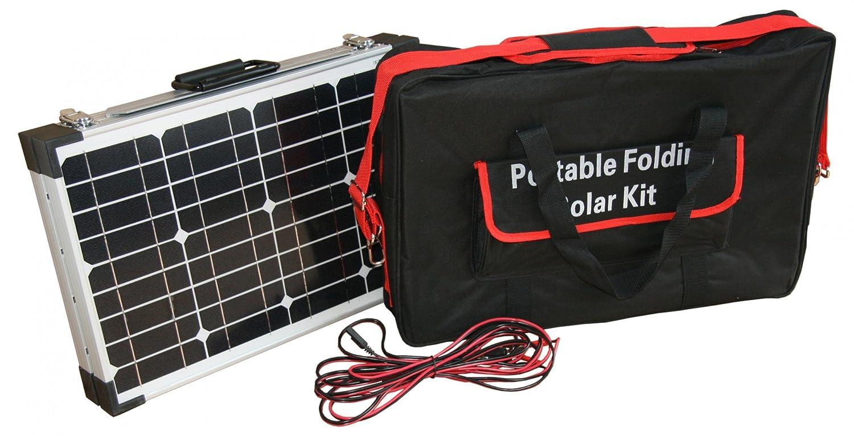 Solar Briefcase - 60 W - 12 V JWS