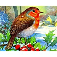 5D DIY Diamond Painting, Embroidery Painting Wall Sticker for Wall Decor Full Drill