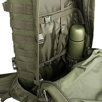 Tasmanian Tiger TT Trooper Pack 50L Mochila Militar Tactical de Trekking y Senderismo Compatible con Molle, con Funda para la Lluvia y Muchos Compartimentos: Amazon.es: Deportes y aire libre