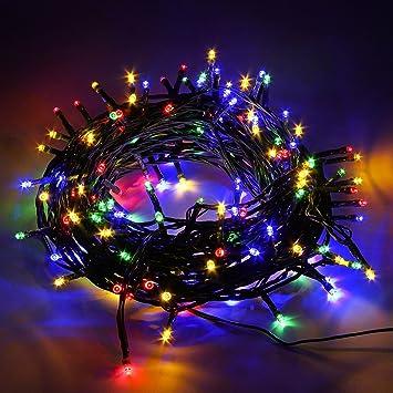 ZMKM Super bright Decorative Christmas Lights LED Novelty Fairy ...