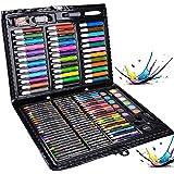 Art Sets for Children, Legendog 150pcs Professional Art Sets for Teens Stationery Set Gift for Children Kids