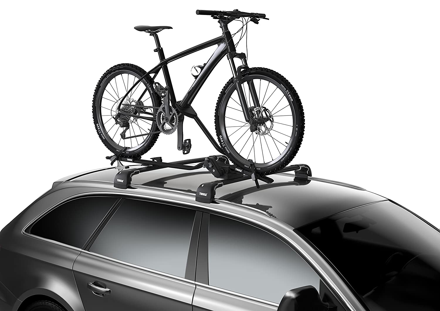 Thule Proride Black Sports Outdoors