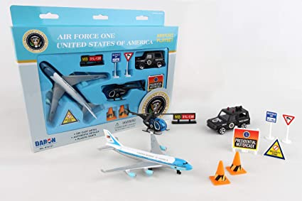 Amazon Com Airforce One United States Of America Airport Playset