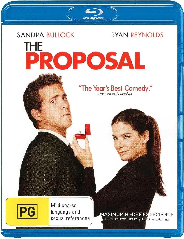 The Proposal | NON-USA Format | Region B Import - Australia