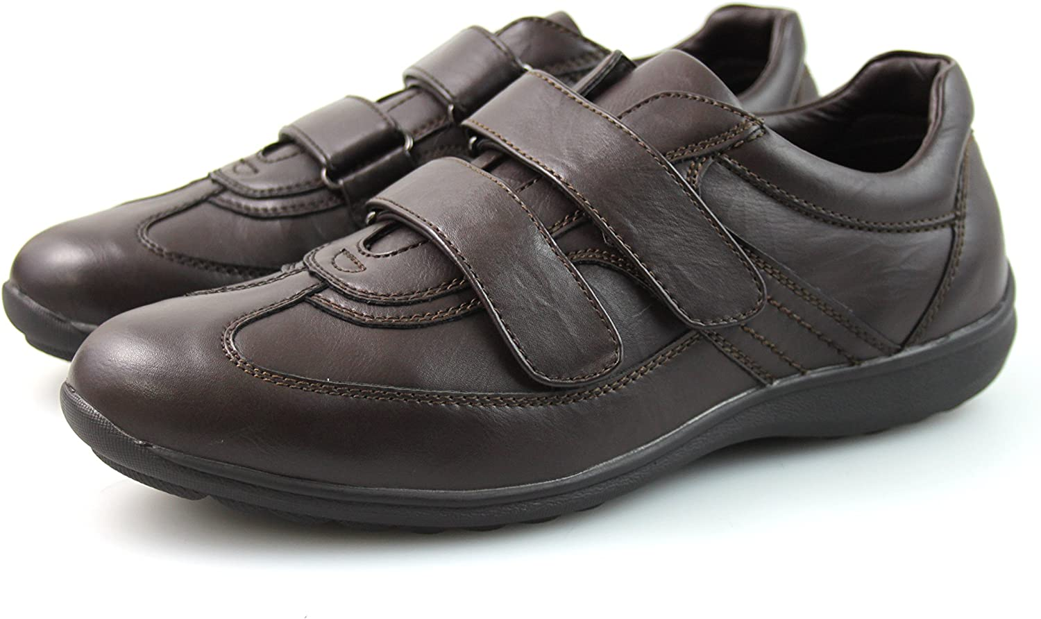 By Neki Mens Trainer Shoes Touch
