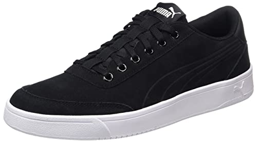 Puma Court Breaker SD, Zapatillas Unisex Adulto, Gris (Smoked Pearl-Smoked Pearl), 47 EU