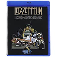 Led Zeppelin: The Song Remains the Same [Blu-ray]