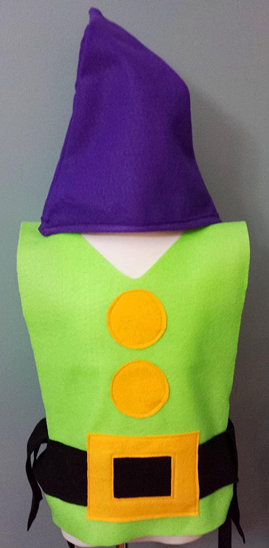 Seven Dwarfs Costumes For Kids - Best Kids Costumes