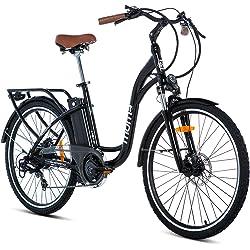 Bici de paseo eléctrica MOMA