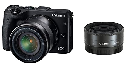 Review Canon EOS M3 Mirrorless