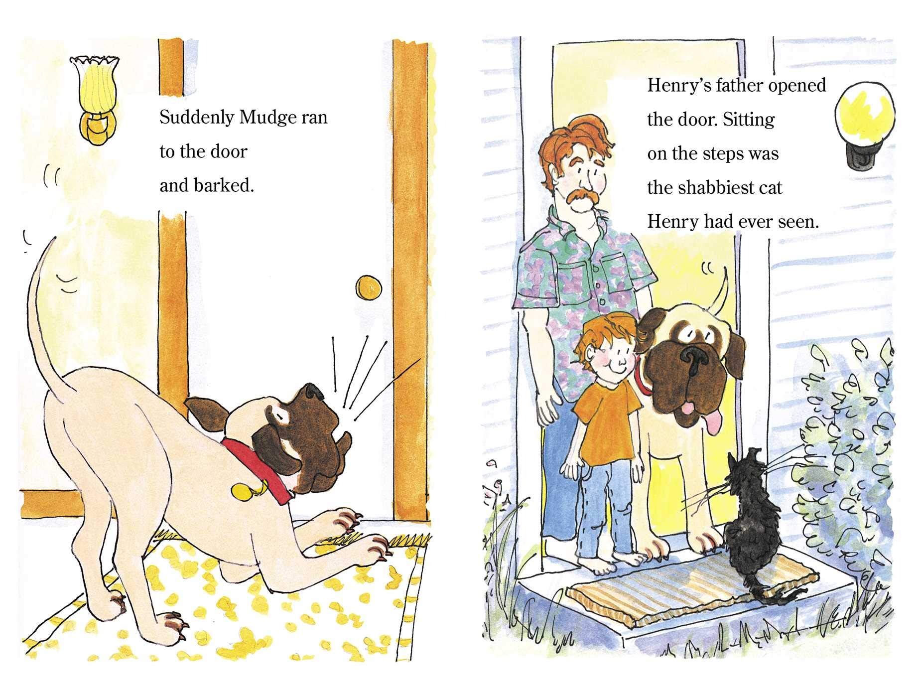 ... Pack #2: Henry and Mudge and the Long Weekend; Henry and Mudge and the  Bedtime Thumps; Henry and Mudge and the Big ... Mudge and the Tall Tree  House ...