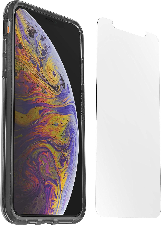 Otterbox Clear Case Performance Glass Transparente Sturzsichere Schutzhülle Für Iphone X Xs Schwarz Elektronik