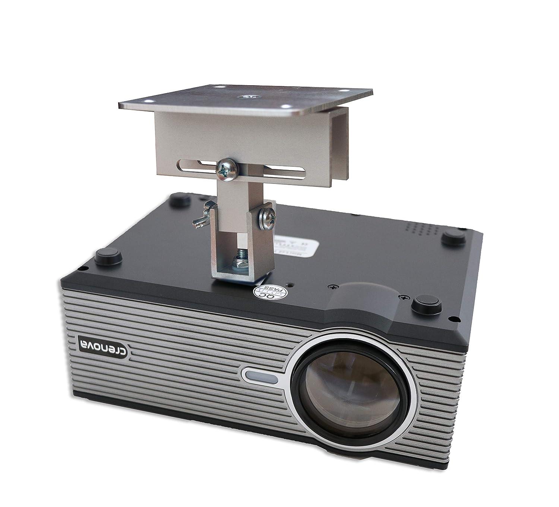 Proyector Soporte de techo para erisan eryg400 phtp300 W: Amazon ...