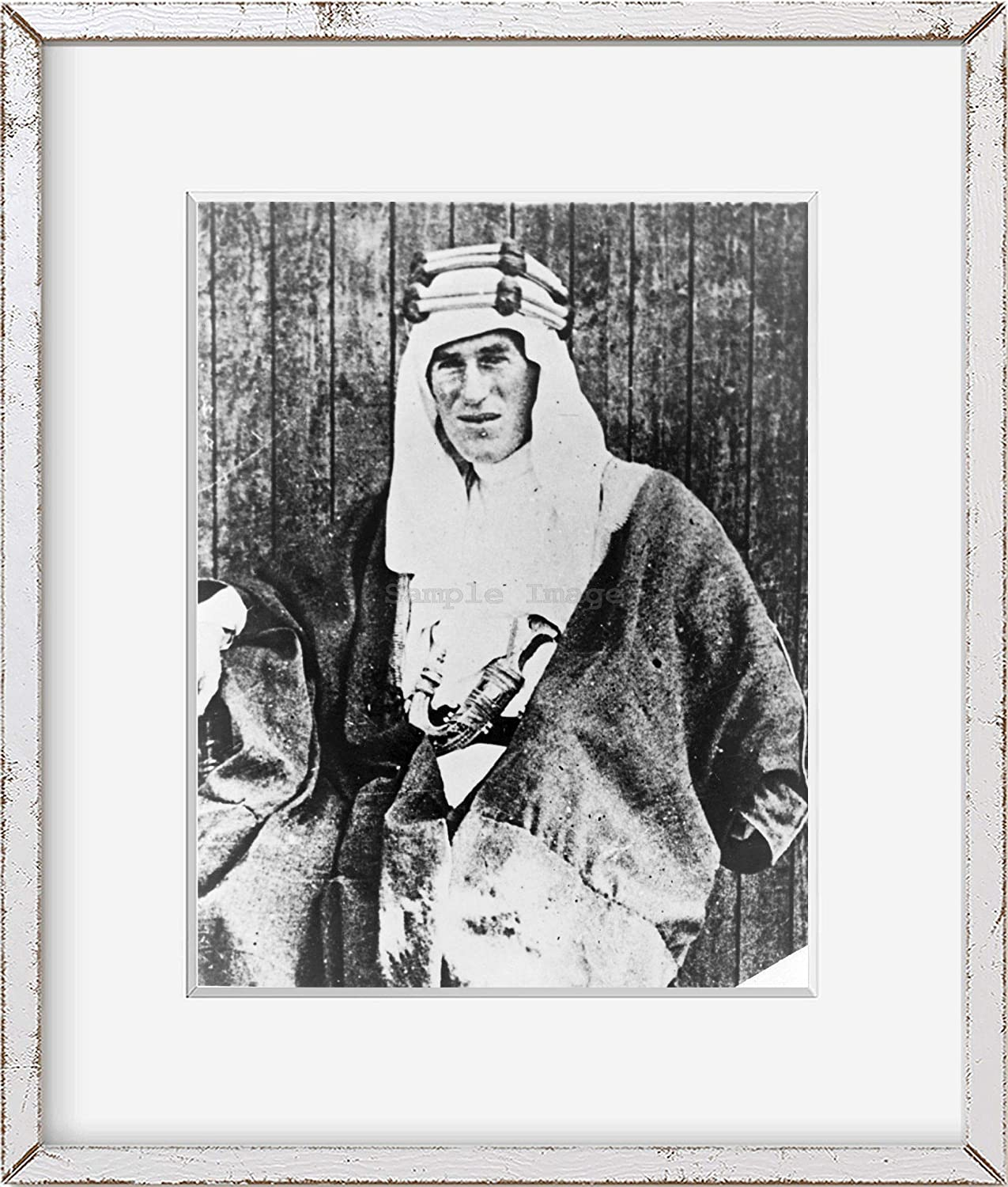 T.E INFINITE PHOTOGRAPHS Photo Lawrence,as Lawrence of Arabia,Thomas Edward Lawrence,British Army Officer