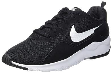 Womens WMNS Ld Runner Sneakers, Black/White Nike