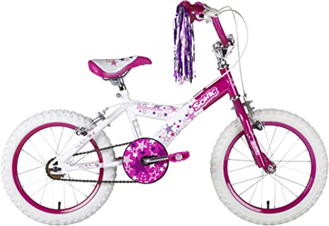 Sonic Glamour - Bicicleta para niña, tamaño 16