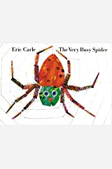The Very Busy Spider Kindle Edition