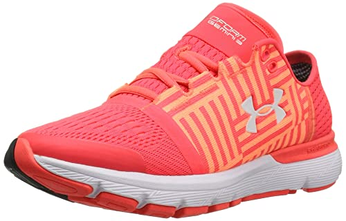 Under Armour 1285481 - Zapatillas de Running de Sintético para Mujer Korall/Orange, Color