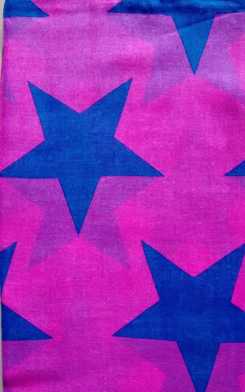 Women Scarves Stars Print Large Lightweight All Seasons Scarf