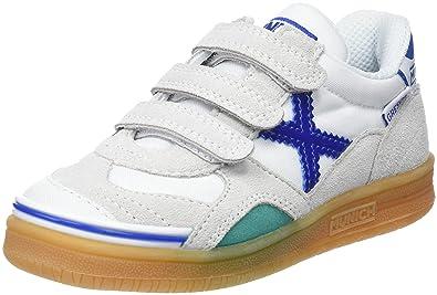cb3c8ec82de37 Munich Gresca Kid VCO 01 S Chaussures de Fitness Mixte Enfant