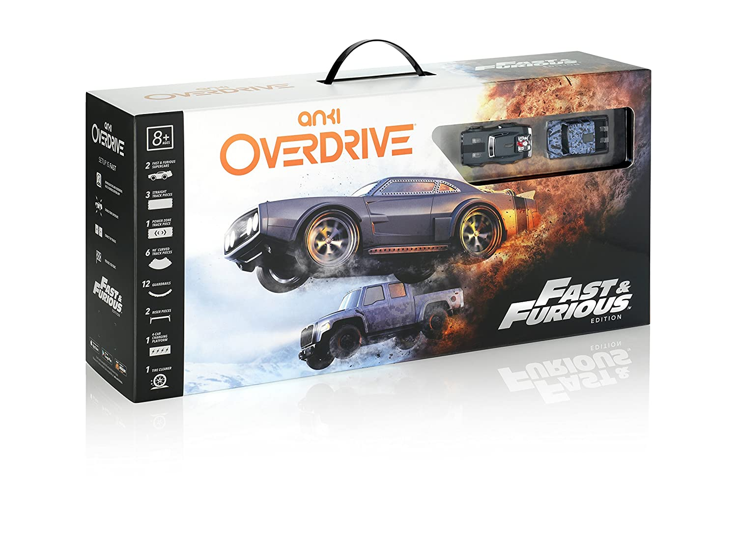 Anki Overdrive: Fast &...