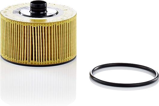 Original Mann Filter Ölfilter Hu 10 002 Z Ölfilter Satz Mit Dichtung Dichtungssatz Für Pkw Auto
