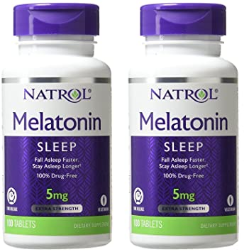 Image Unavailable. Image not available for. Color: Melatonin 5mg ...
