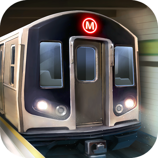 Subway Simulator 10 Pro - New York