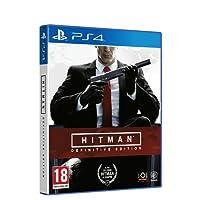 Hitman Definitive Edition, 20° Anniversario - PlayStation 4