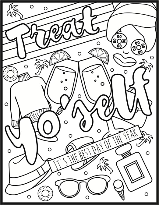 Coloring Pages - Southern Vermont Arts Center | 673x522
