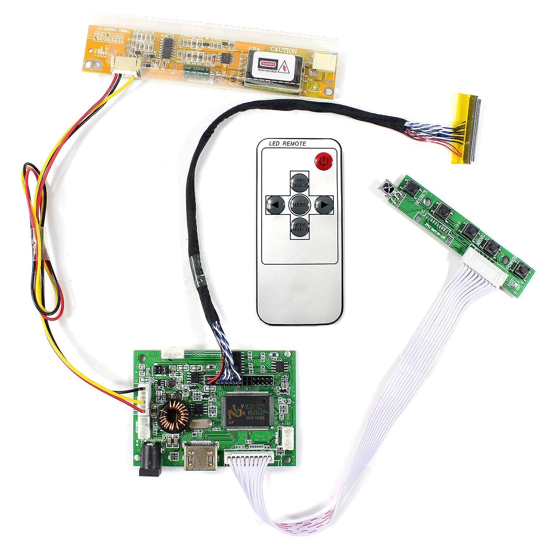 Amazon com: HDMI Audio Input LCD Controller Board For 14 1