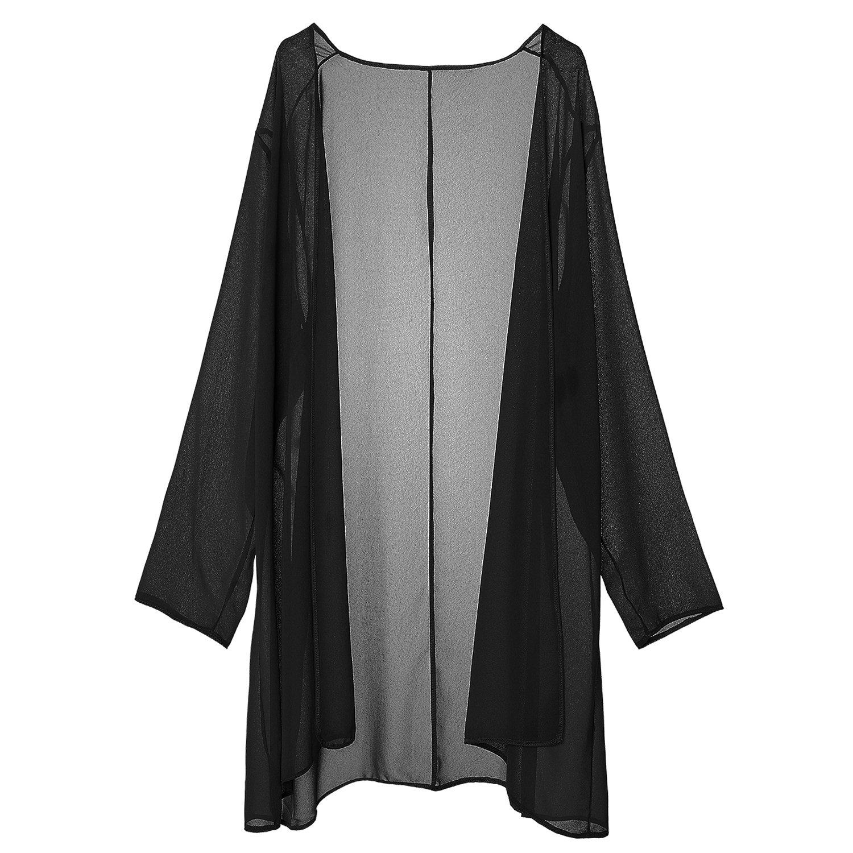 Shawls & Wraps | Fur Stole, Lace, Fringe ihot Women 2 Pcs Set Chiffon Jacket Dress Mother of Bride Dresses $25.99 AT vintagedancer.com