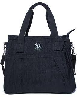21277ec46434 Big Handbag Shop Rainproof Fabric Baby Nappy 3 Compartment Shopping Tote  Shoulder Bag - Large Size