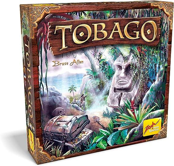 Zoch 601128400 Tobago - Juego de Mesa (Instrucciones en inglés ...