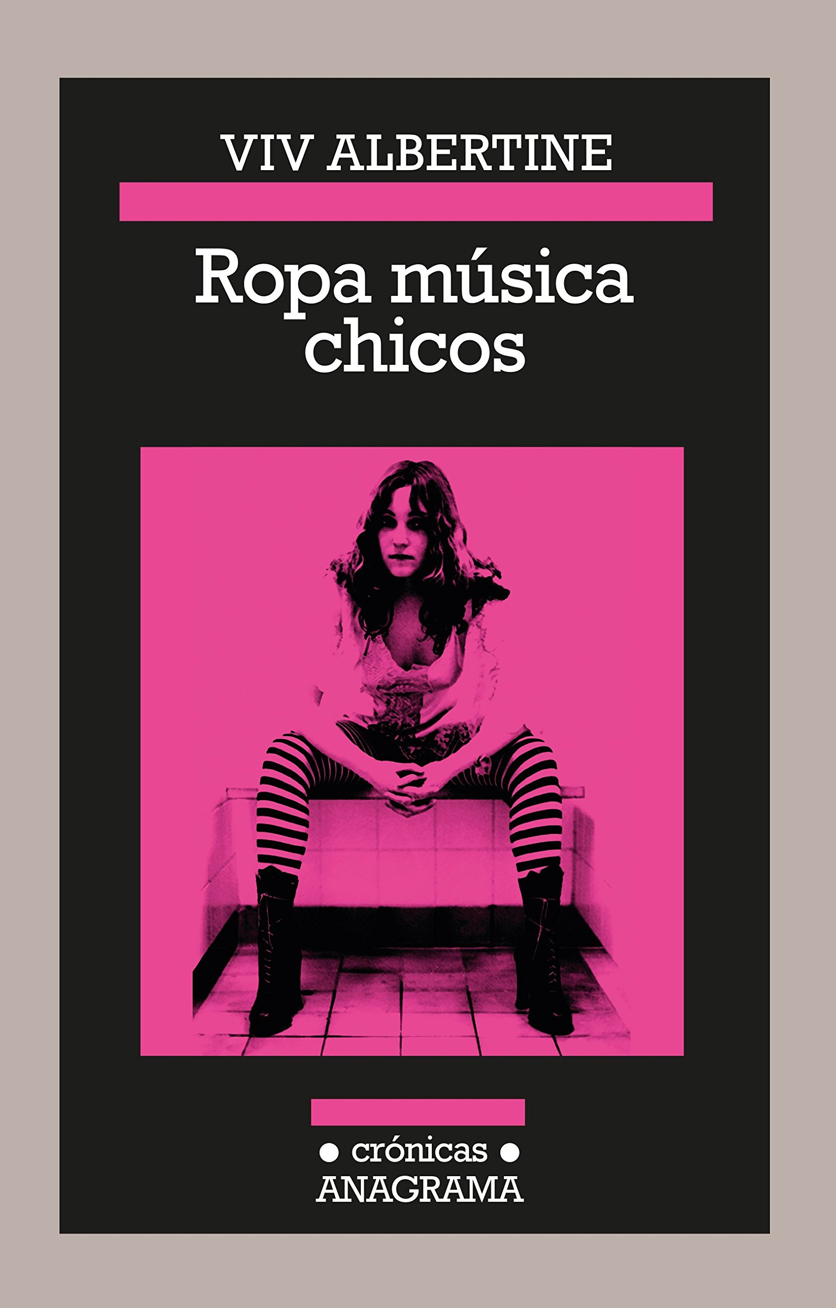 Ropa musica chicos (Spanish Edition): Viv Albertine: 9788433926159: Amazon.com: Books