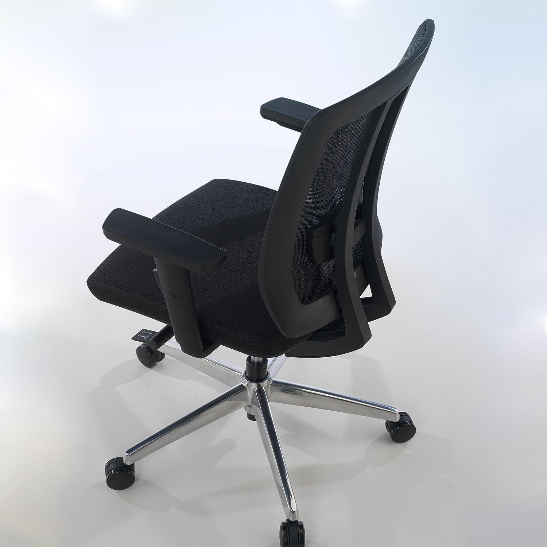 ofiprix, Ergomax Sedia Ufficio, ergonomica, girevole, seduta