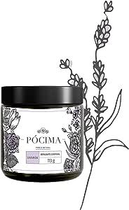 Exfoliante Pócima de 113g. Contiene Aceite Esencial de Lavanda y Aloe Vera certificada orgánica. Pócima, Pureza Natural…