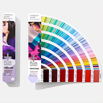 PANTONE FORMULA GUIDE Solid Coated Solid Uncoated Color Book