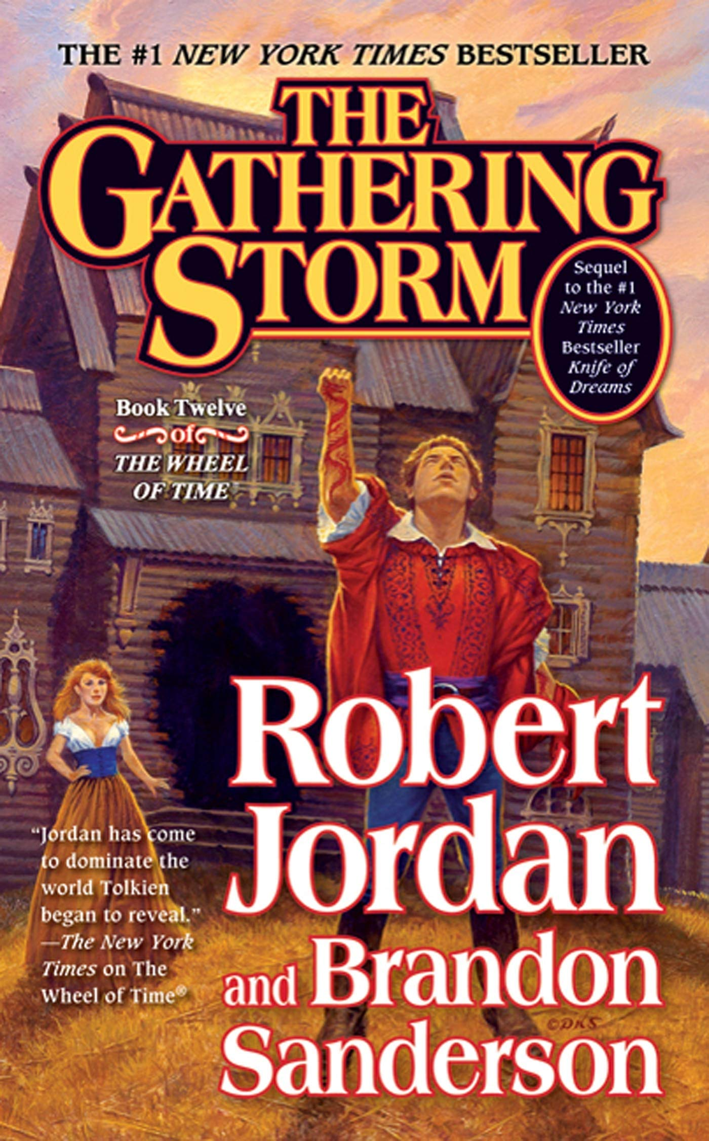 Premedicación Ahorro Comercio  The Gathering Storm: Book Twelve of the Wheel of Time (Wheel of Time, 12):  Jordan, Robert, Sanderson, Brandon: 9780765341532: Amazon.com: Books