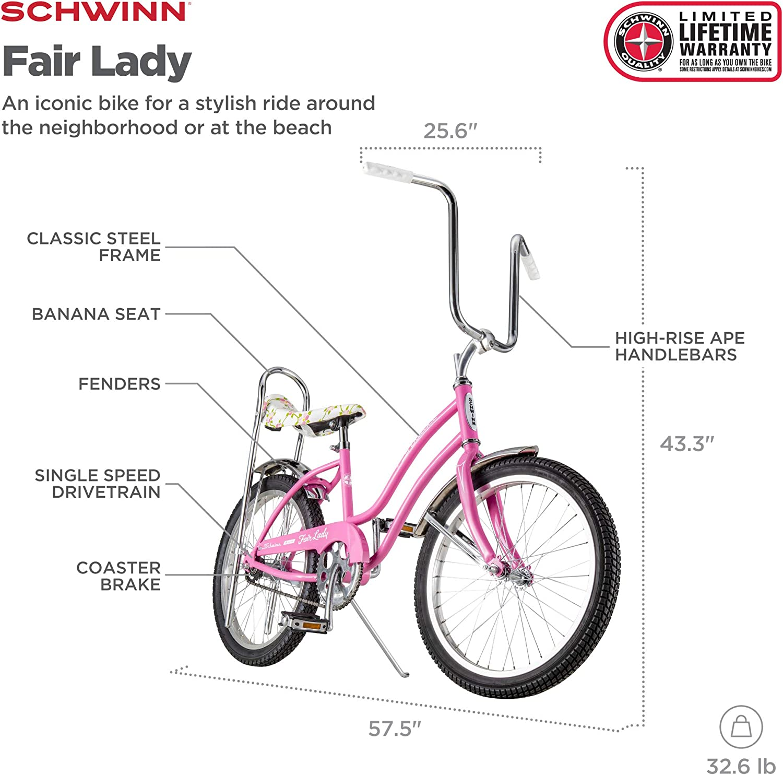 SCHWINN PURPLE//TEAL VINTAGE STYLE STEEL BICYCLE CHAIN GUARD BIKE PARTS 242