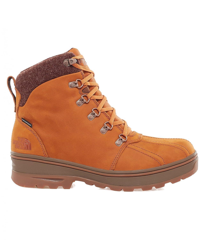 The North Face Ballard Duck Boot Mens Glazed Ginger Brown/Desert Palm Brown 14