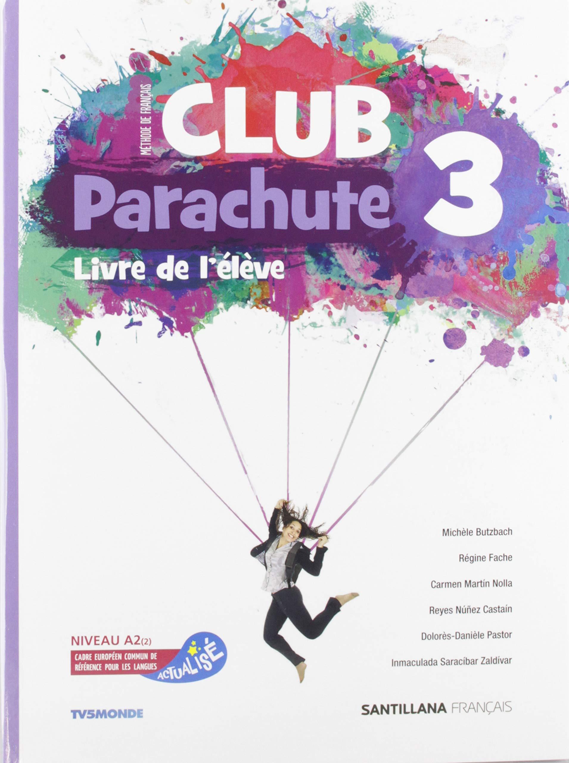 CLUB PARACHUTE 3 PACK ELEVE: Amazon.es: Vv.Aa.: Libros en idiomas ...