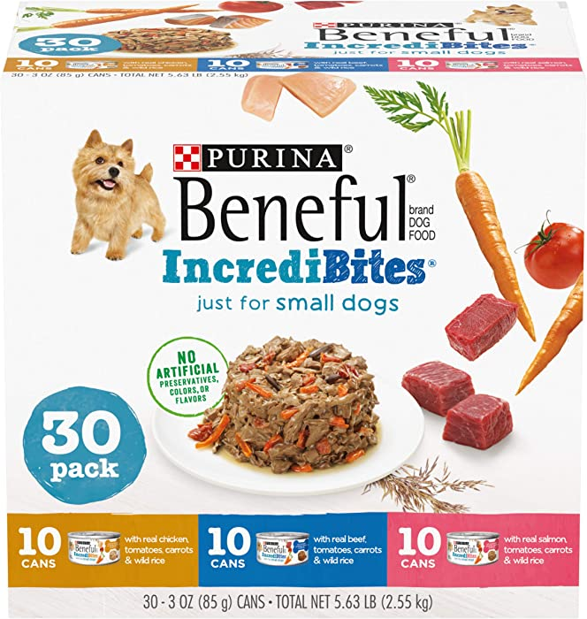Updated 2021 – Top 10 Small Breed Dog Food Small Breed